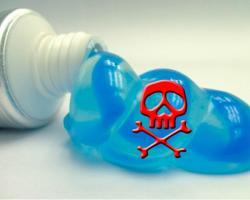 poison toothpaste